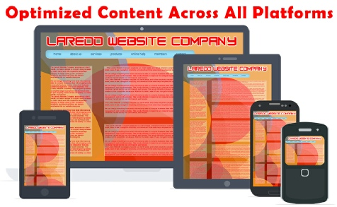 optimized content across all platforms